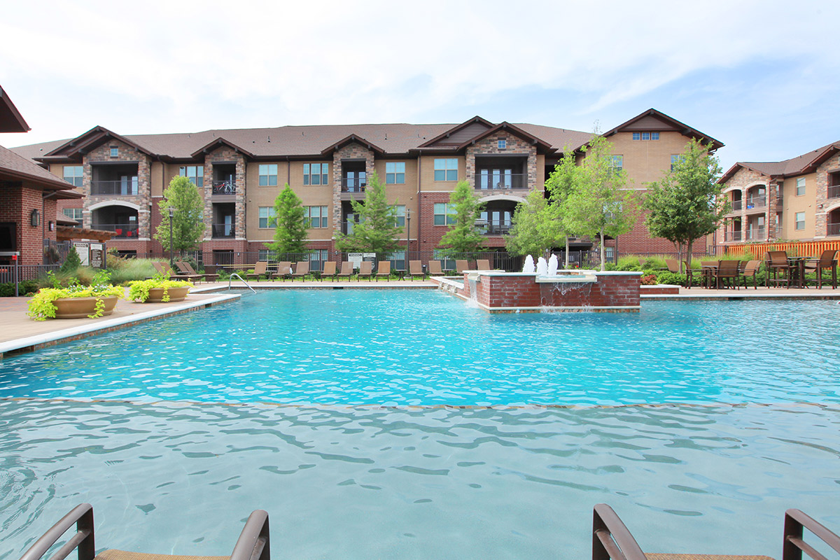 Cypress At Lewisville Amenities
