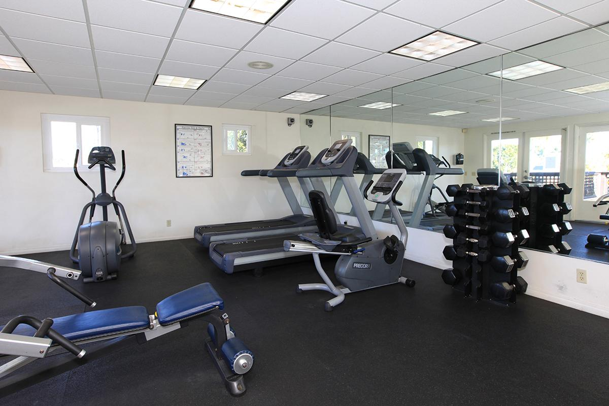 Fitness Center a