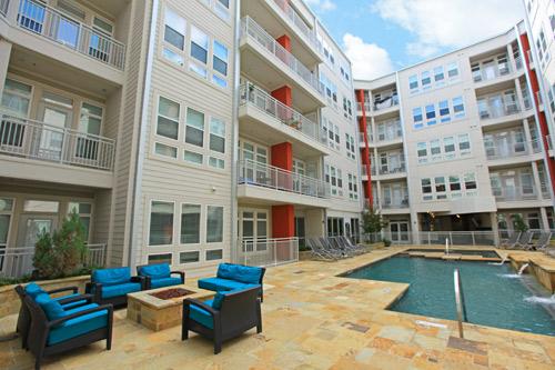 Jefferson Apartments Dallas Texas