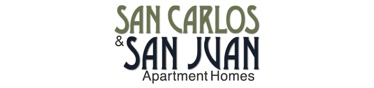 San Carlos & San Juan Apartment Homes logo