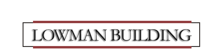 The Lowman Building logo