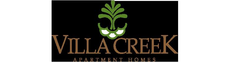 Villa Creek Apartment Homes logo