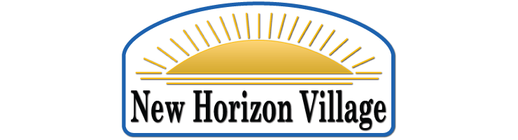 New Horizon Village Senior Apartment Homes logo
