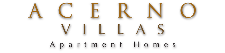 Acerno Villas Apartment Homes logo