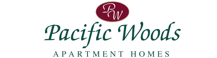 Pacific Woods Apartment Homes logo