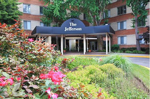 The Jefferson Apartments In Falls Church Va